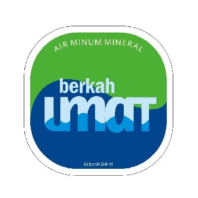 GRAPHIC & TEXTILE DESIGN  Berkah Umat Air Mineral